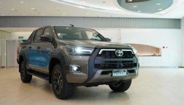 極富硬派本色! Toyota Hilux小改款146萬元預接啟動!