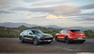 SUV 家族全新車型 保時捷發表全新 Cayenne Coupé