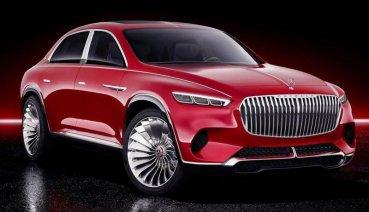 【2018北京車展】Mercedes-Maybach將發表LSUV概念車!?繪製圖搶先看!