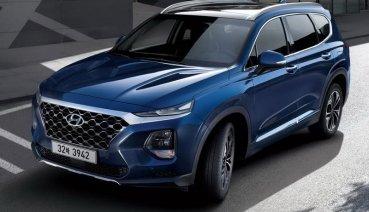 Hyundai Santa Fe大改款提前於官網曝光!