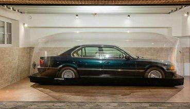 神車最怕之這有輛幾乎全新的「東海戰神」BMW E38 740i要賣!?