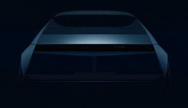 Hyundai 45 EV Concept九月法蘭克福車展首演 詮釋品牌未來電動車走向