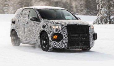 Ford Mustang純電休旅車在冰天雪還是可以活蹦亂跳(影片)