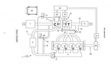 Ferrari將推出四缸電子渦輪引擎? 專利局文件透露玄機!