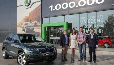 休旅狂潮席捲全球 Skoda創下第100萬輛SUV的生產里程碑!