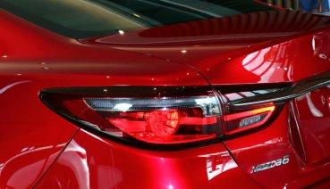 Mazda全新大改款Mazda6在台初亮相!