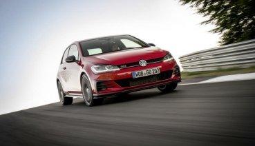 要買Golf GTI當然要買最強的,車友們可以出手了,Volkswagen Golf GTI TCR量產開賣了!