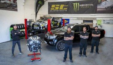 瘋狂改裝廠把Nissan GT-R引擎塞入皮卡,還將動力調校超過千匹馬力!