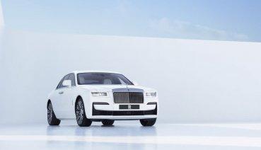 Rolls-Royce新世代Ghost搭載許多科技配備推向新高度