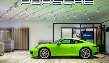 賞車新視界,全球首座Porsche NOW全新型態概念店於台北正式開幕