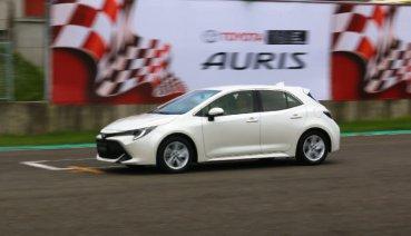 九月上旬上市,頂配可望低於93萬,全新Toyota Auris與日同步亮相(搶先版)