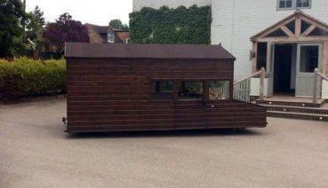 能掛牌上路的世界最速小木屋,動力系統竟然是…?