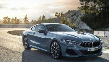 千呼萬喚,帥死人不償命的BMW 8 Series Coupe終於駛出來!