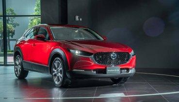 Mazda CX-30確定10月底上市,搶先亮相!