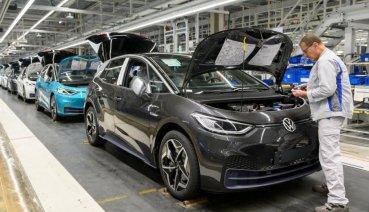 電動車廠爭出頭:福斯擁規模優勢,高層喊話「三年超越特斯拉」