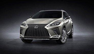 LEXUS發表2020年式RX,駕乘穩定與安全性大幅升級