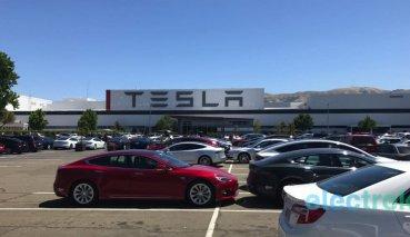產能全開衝銷量!Tesla特斯拉每日量產車數很驚人