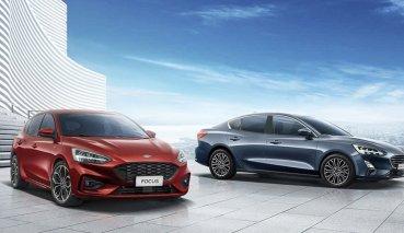 全新第四代Ford Focus 2020年一月銷售創上市以來單月新高、同級市佔超過2成!