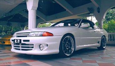 特有品種戰神!僅生產十輛的Nissan Skyline R32 HKS Zero-R