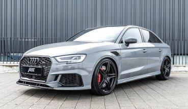 羊皮狼最佳典範!ABT加持後Audi RS3擁有500HP!