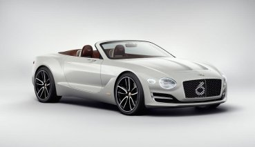 Bentley承認Porsche和Tesla搶走了一些客戶