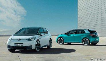 福斯Volkswagen發表第一台純電動車ID.3  國民電動車時代將來臨了?