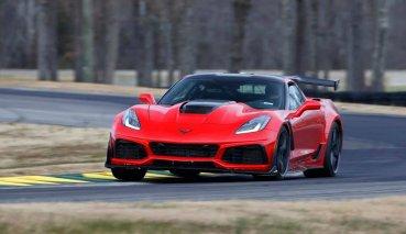 紐柏林最新一戰!Corvette ZR1的7:12成績仍無法擊落911 GT3 RS