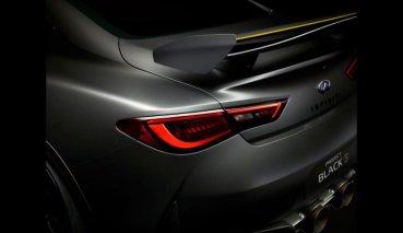 Infiniti 熱身投入高性能戰場,Project Black S準備對槓歐系AMG、M Power、RS GmbH