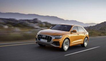 BMW X6的直接對手!Q家族最新成員Audi Q8總算出世了!