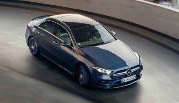 四門版本來啦!2020 Mercedes-AMG A35 Sedan正式發表