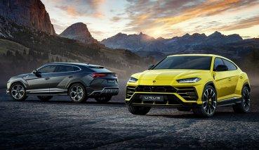 Lamborghini Urus 全球首輛Super SUV正式抵台