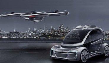 換Audi飛上天?聯合Airbus與德國政府簽署飛行車開發意向書