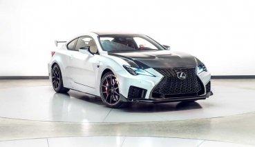Lexus帶來的「Track Edition」是否為2020 RC F的真正面貌呢?