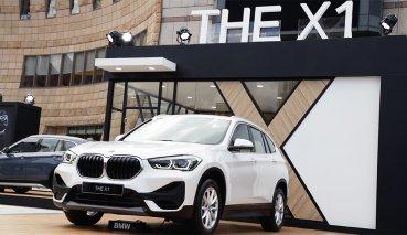 全新BMW X1矚目登場 小改款加入BMW X家族 都會、越野 我全都要!