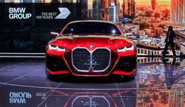 延續傳統,BMW在電動車時代將持續保留雙腎形水箱護罩設計