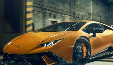 建立於完美上的更完美!Novitec推出全面強化的Lamborghini Huracan Performante