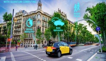 運輸革命?VW將以量子電腦開發智慧交通運輸管理