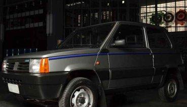經過翻修改造後的Fiat Panda 4x4比新車更有魅力了