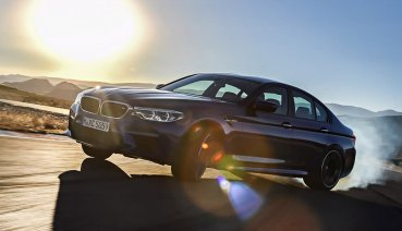 BMW M5實際加速比原廠數據還猛?