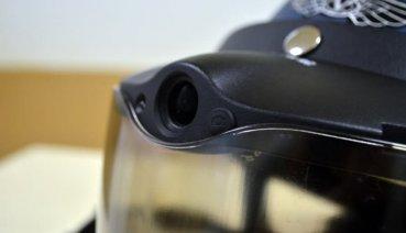 頭轉到哪、影像錄到哪?為自己的行車過程留下紀錄!響尾蛇帽沿式行車紀錄器搶先曝光