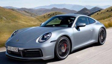 雖然有8檔在身,但是Porsche 911的極速在6檔就出現了?