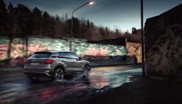 Audi 台灣奧迪 Q5 | Q2 | A3 Sportback S line限量版升級上市 動感跑格再進化
