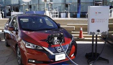 Nissan希望將電動車轉換為「電動汽車生態鏈」