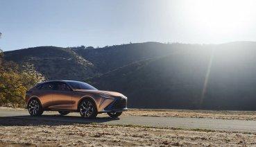 與Urus較競!LEXUS打算在2021年推出超級SUV
