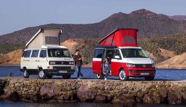 福斯商旅露營車California Coast 10月底起進駐全台展示中心!