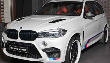 學壞的休旅車?外觀張牙舞爪的改裝BMW X5 M