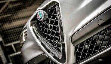 「510ps」四葉草「最速」暴力美學,全球限量「108輛」Alfa Romeo Giulia/Stelvio Quadrifoglio NRing「紐柏林」賽道版現身!
