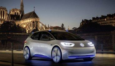 延續「R」字傳統!Volkswagen 可望推出高性能電動車「I.D.R」