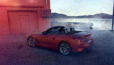新一代 BMW Z4 M40i (G29)廠圖搶先曝光 圓石灘車展將正式亮相!