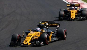 Renault將為Spa與Monza的比賽導入引擎升級
